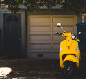 scooter private lease