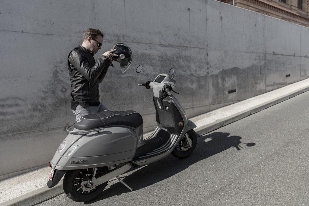 waar kan je een scooter leasen