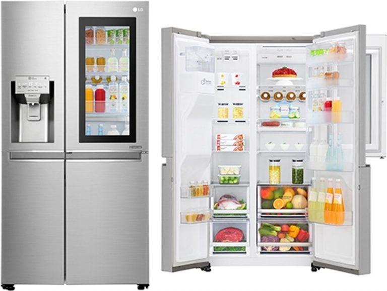 Amerikaanse LG koelkast leasen