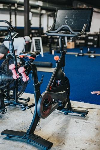 Spinning fiets huren